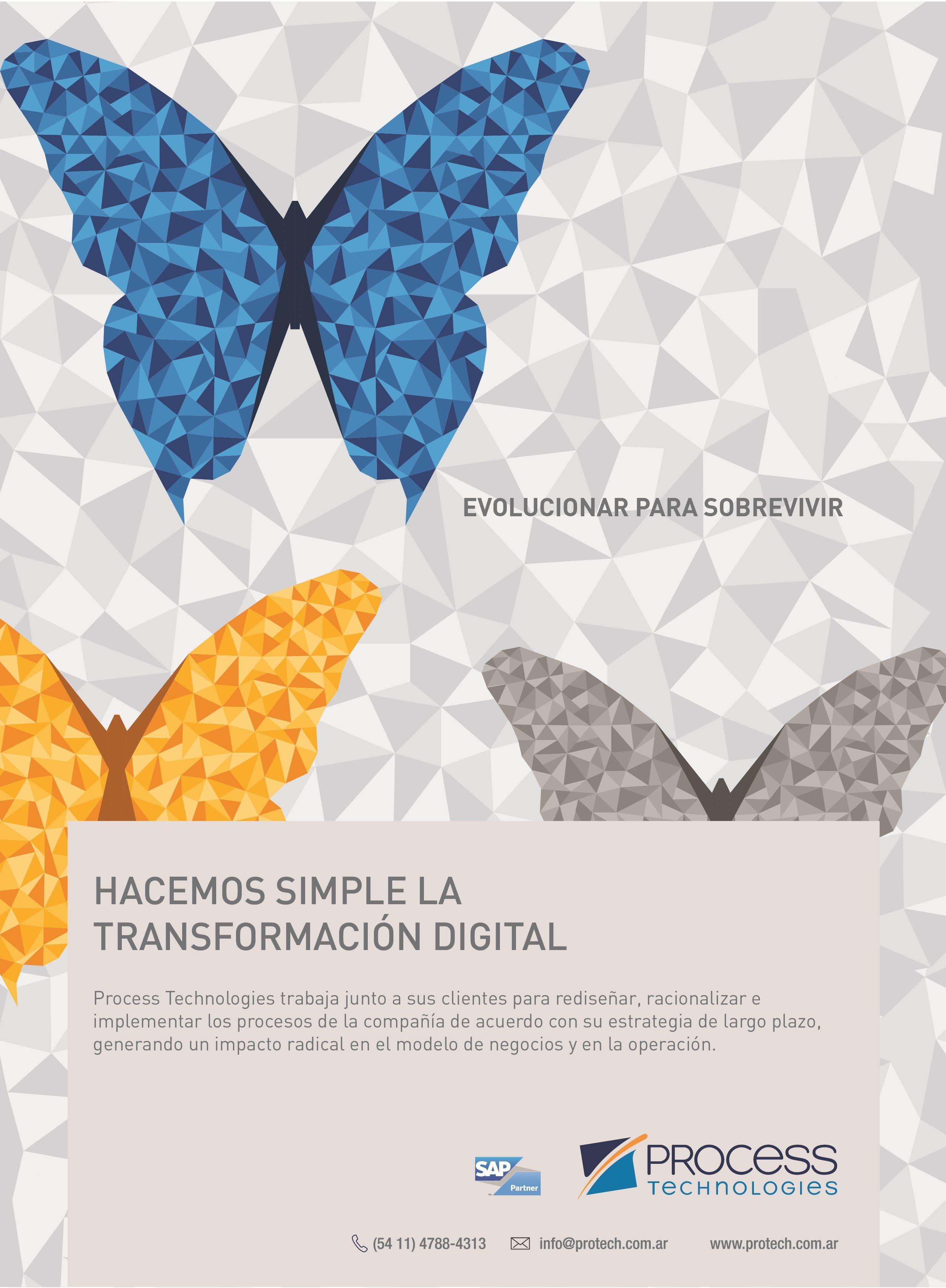 Transformación digital de Process Technologies
