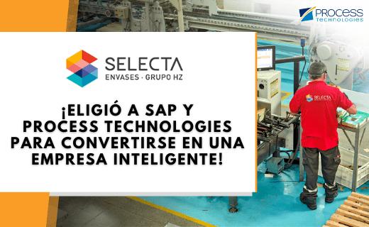 La Selecta eligió a SAP y a Process Technologies
