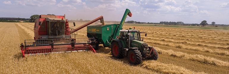 Solución para la industria Agro